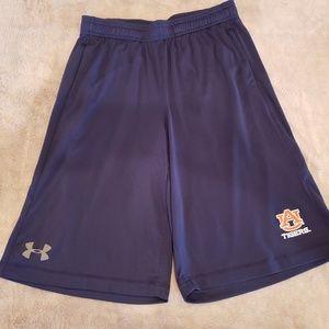 Under Armour YL Auburn Shorts